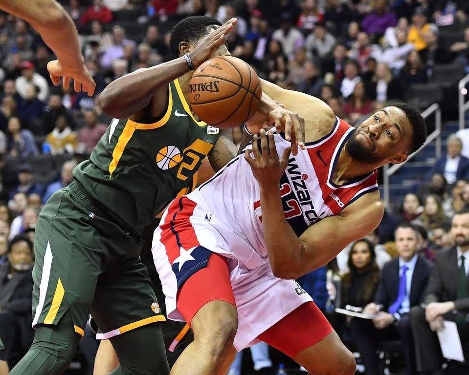 cc12c77d64e NBA: Utah Jazz at Washington Wizards - Brad Mills-USA TODAY Sports ...