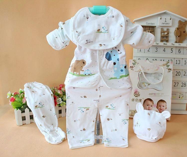 (5pcs/set)Newborn Baby 0-3M Clothing Set Brand Baby Boy/Girl Clothes 100% Cotton Cartoon https://t.co/Xry7zN2ypo https://t.co/IqEGhoBqaI