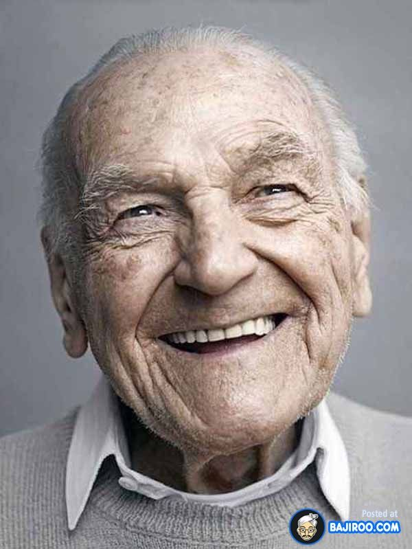 gorgeous portraits of mostly happy 100 year olds happy