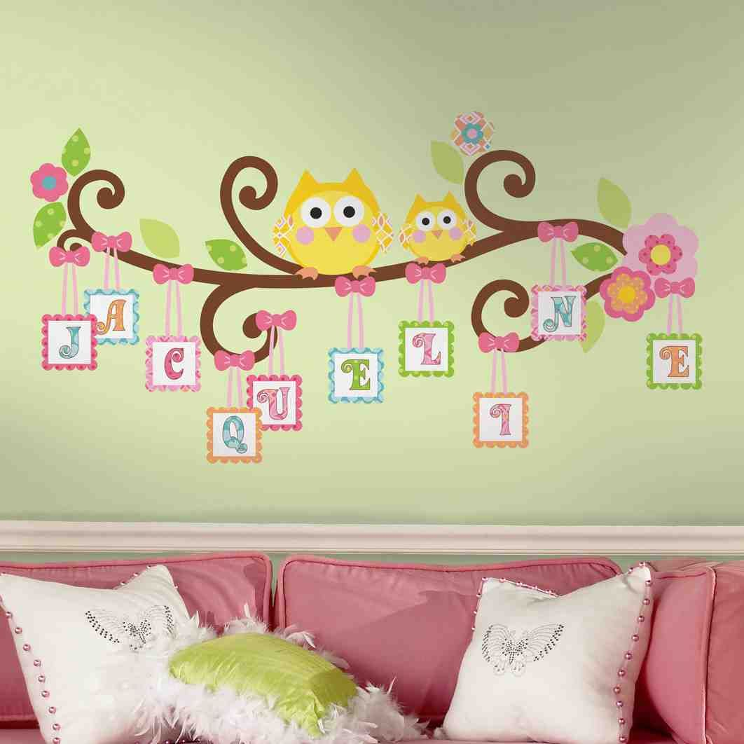Kids Wall Decor Stickers | wall decor stickers | Pinterest | Wall ...