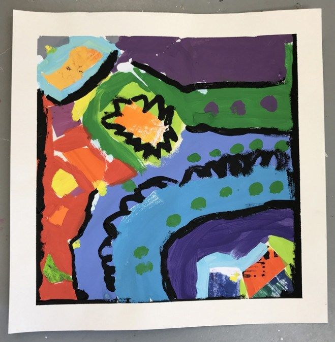 Ten Things You Probably Didnt Know About Abstract Painting ...