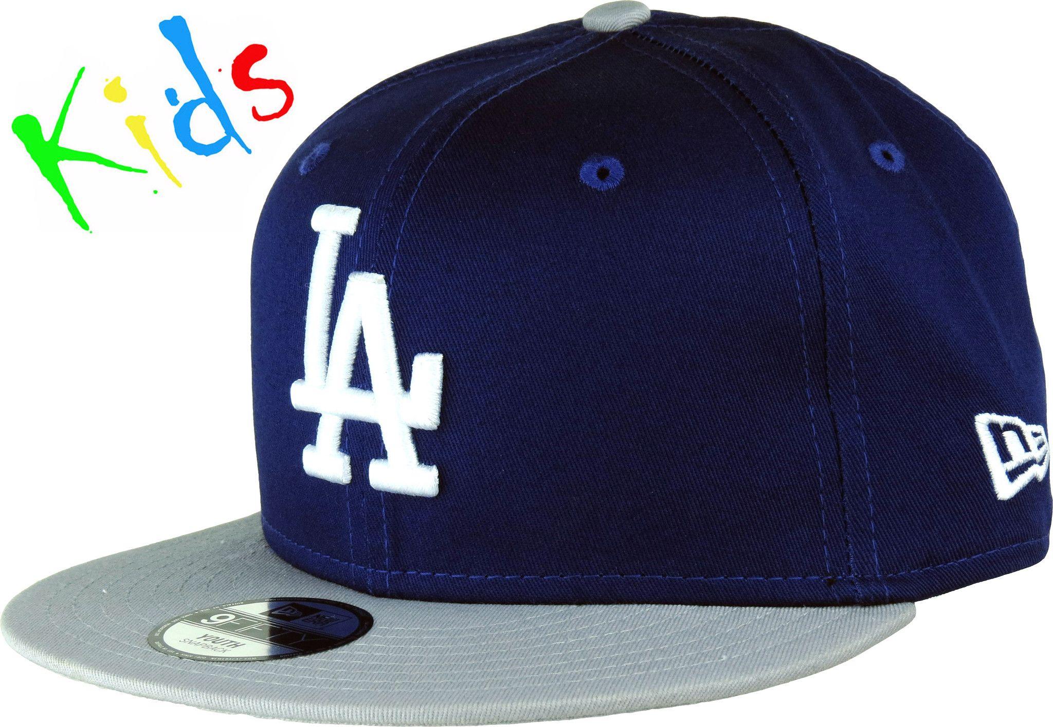 083e874d471 LA Dodgers New Era 950 Team Classic Kids Snapback Cap (Ages 5 - 10 ...