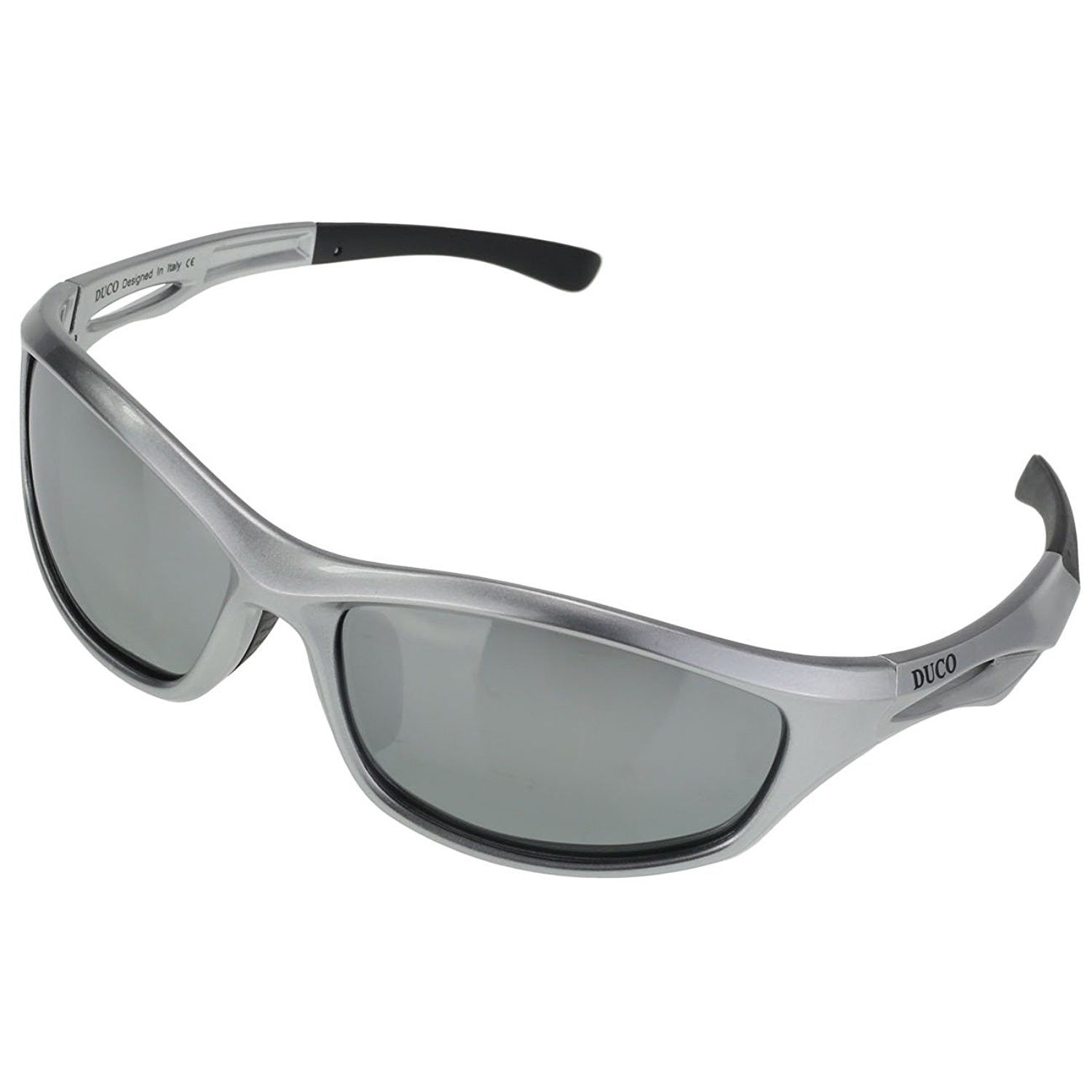 DUCO Polarized Sports Sunglasses For Running Cycling