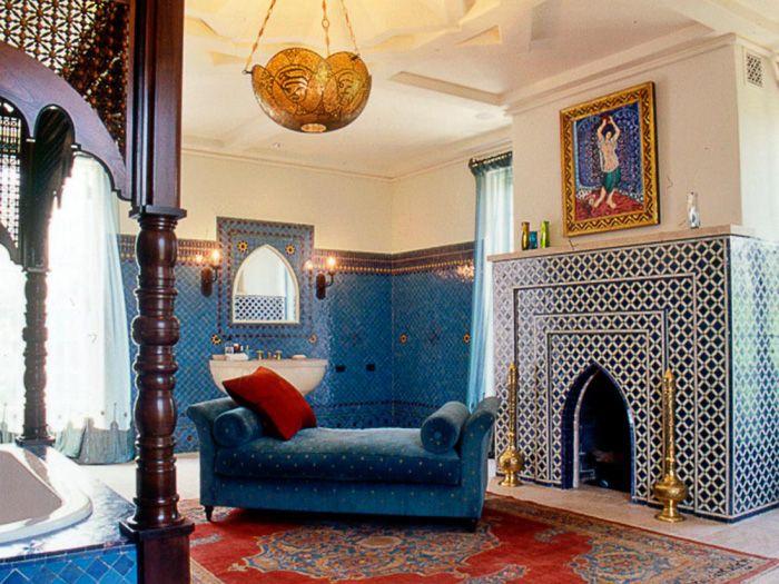 Marokkanische Fliesen Zementfliesen Interirdesign Ideen Wohnung Design  Anders Denken 4