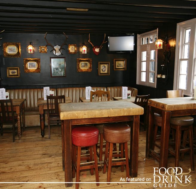 A mysterious yet charming th century inn the royal stag