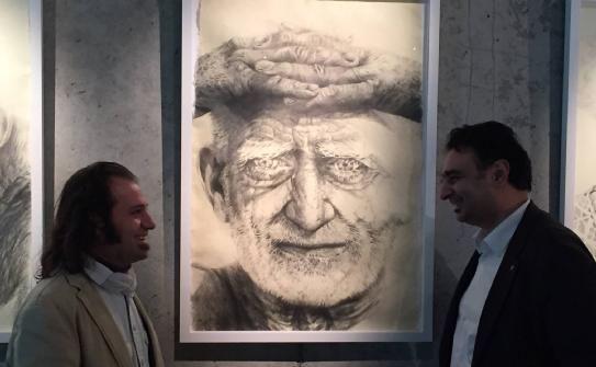Künstler Ali Zülfikar