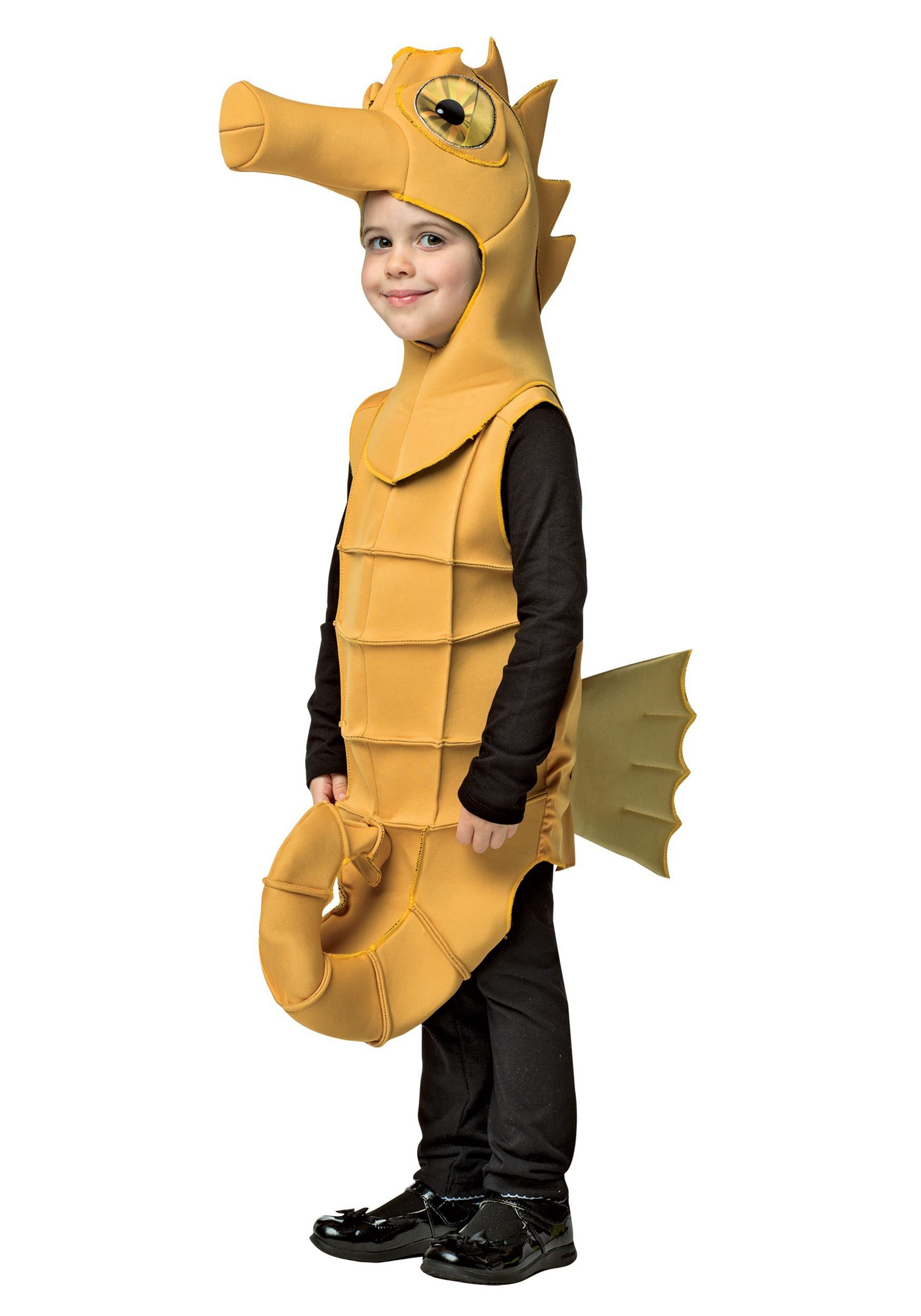 Child Seahorse Costume | Seahorse costume, Seahorses and Costumes