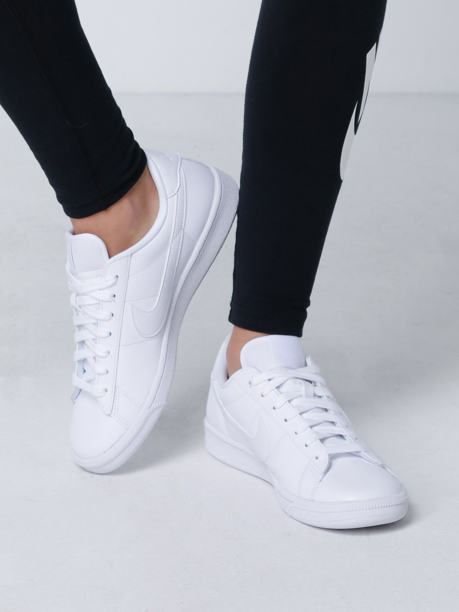Womens Tennis Classic Sneakers In White Sneakers Womens Sneakers Womens Tennis Sneakers