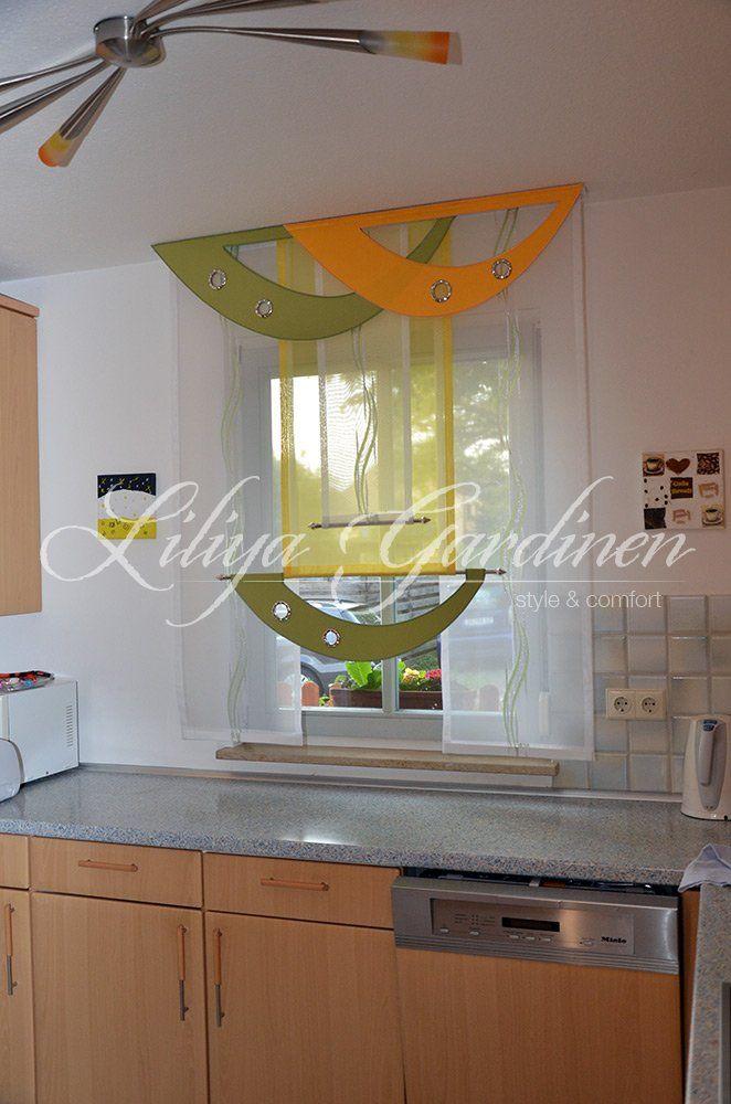Küche \ Bad « Gardinen Liliya Window Pinterest Window - gardinen für badezimmer