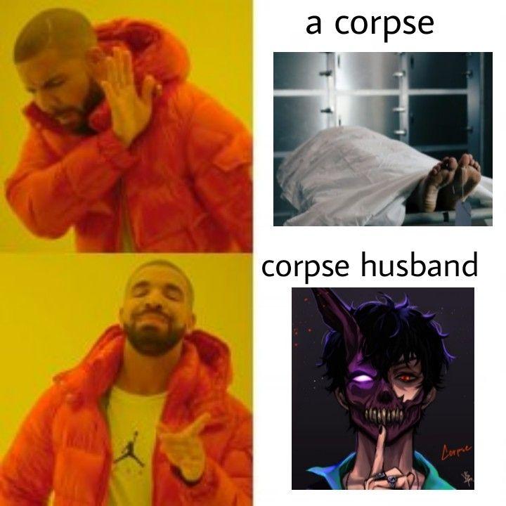 corpse husband i-