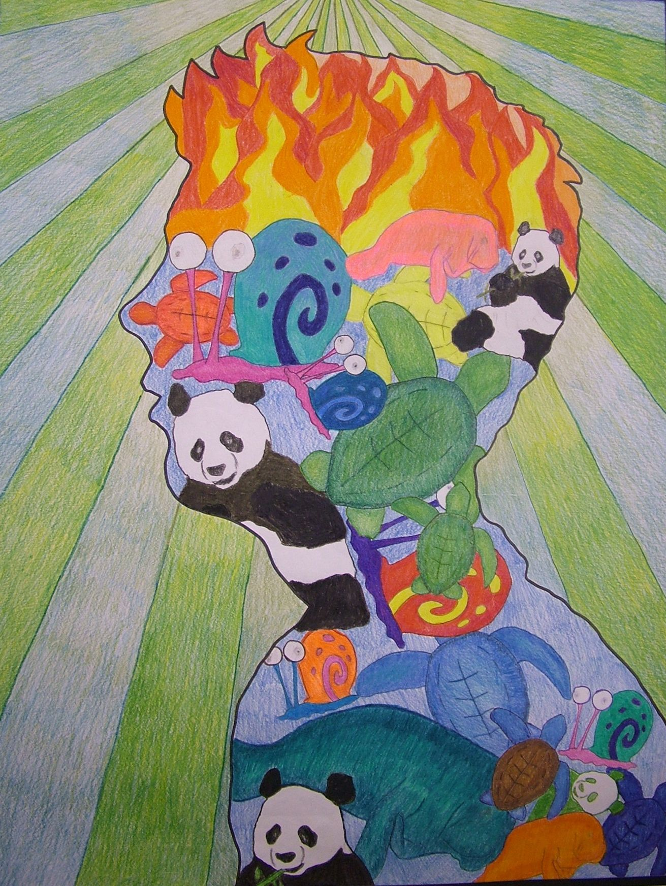 High School Art Project Ideas