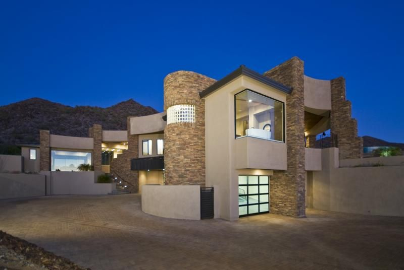 architectural houses for sale