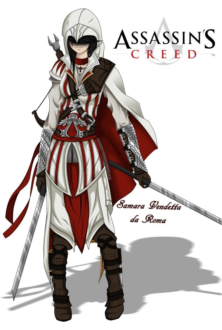 Assassin S Creed Oc By Blackangelofakatsuki On Deviantart