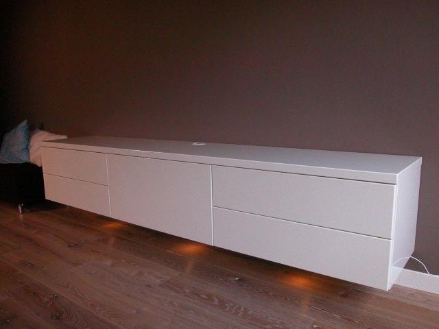 Tv meubel wit zwevend google zoeken tv meubels pinterest - Treku meubels ...