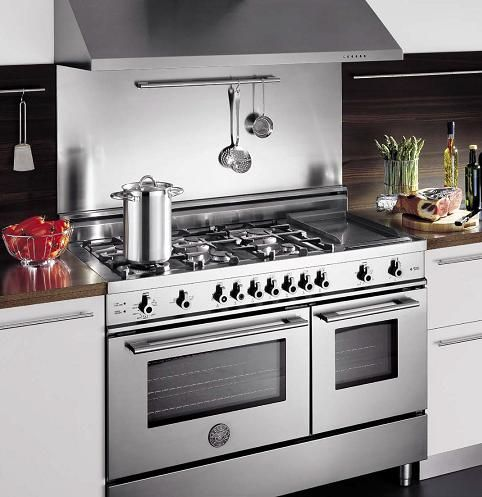 48 Inch Pro Series Kitchen Range From Bertazzoni