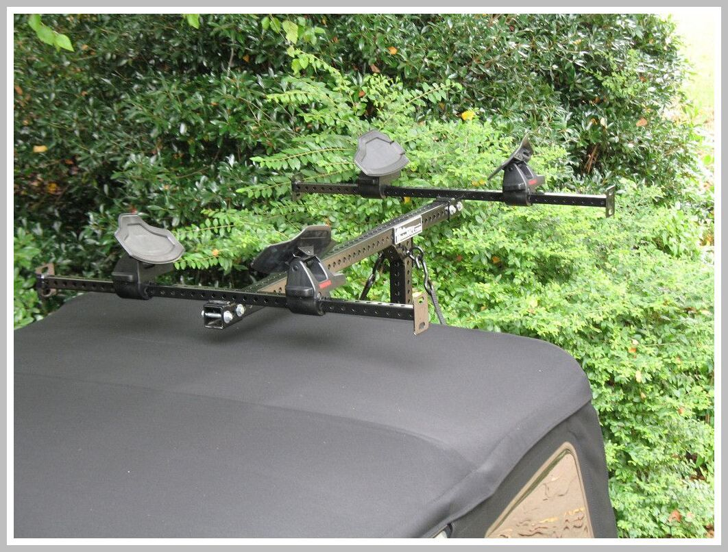 32 reference of kayak rack jeep wrangler soft top in 2020