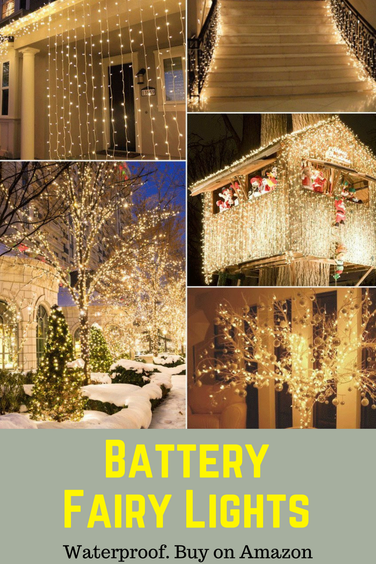 release date ab1a5 b1310 Pin on Battery Operated Christmas Lights