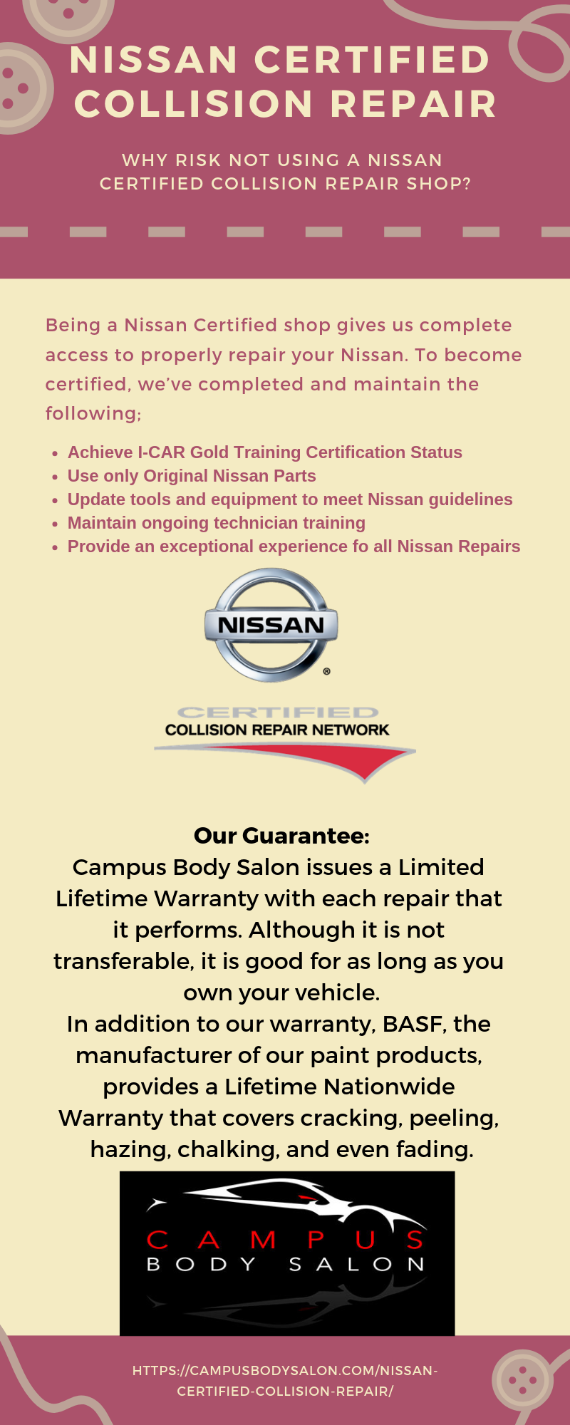 Nissan Certified Collision Repair Collision Repair Collision Repair Shops Repair