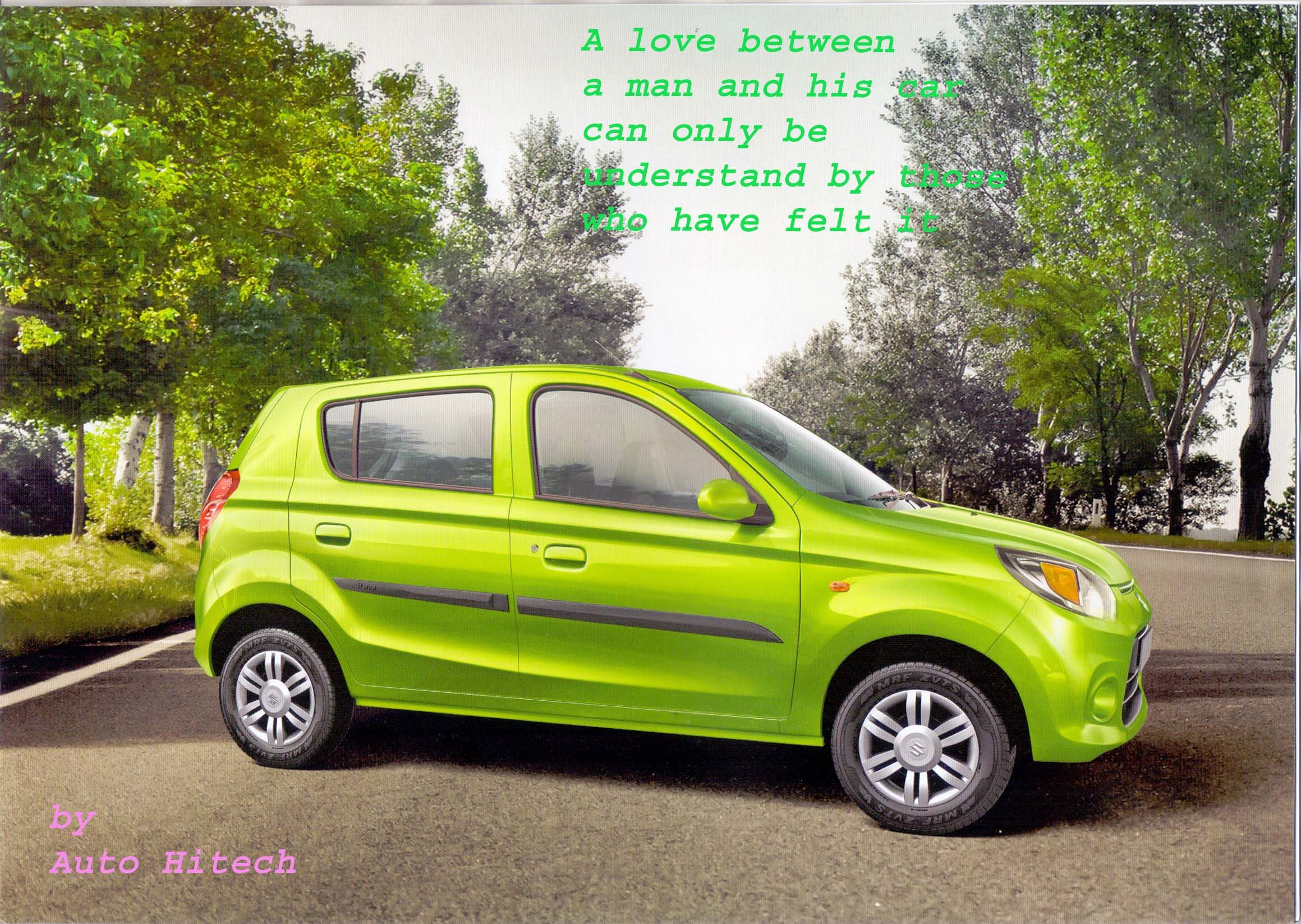 Pin By Auto Hitech On Car Quotes Maruti Suzuki Alto Suzuki Alto Suzuki