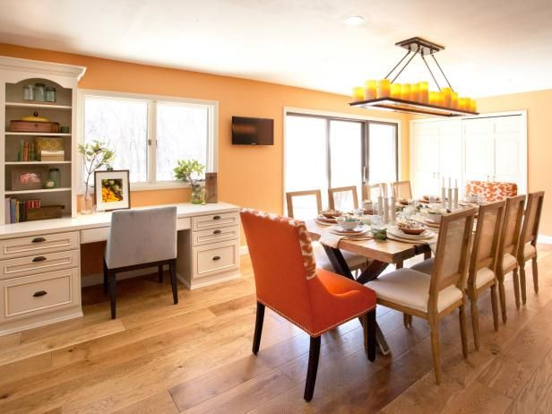 Nontraditional Dining Room Designs You Need In Your Life