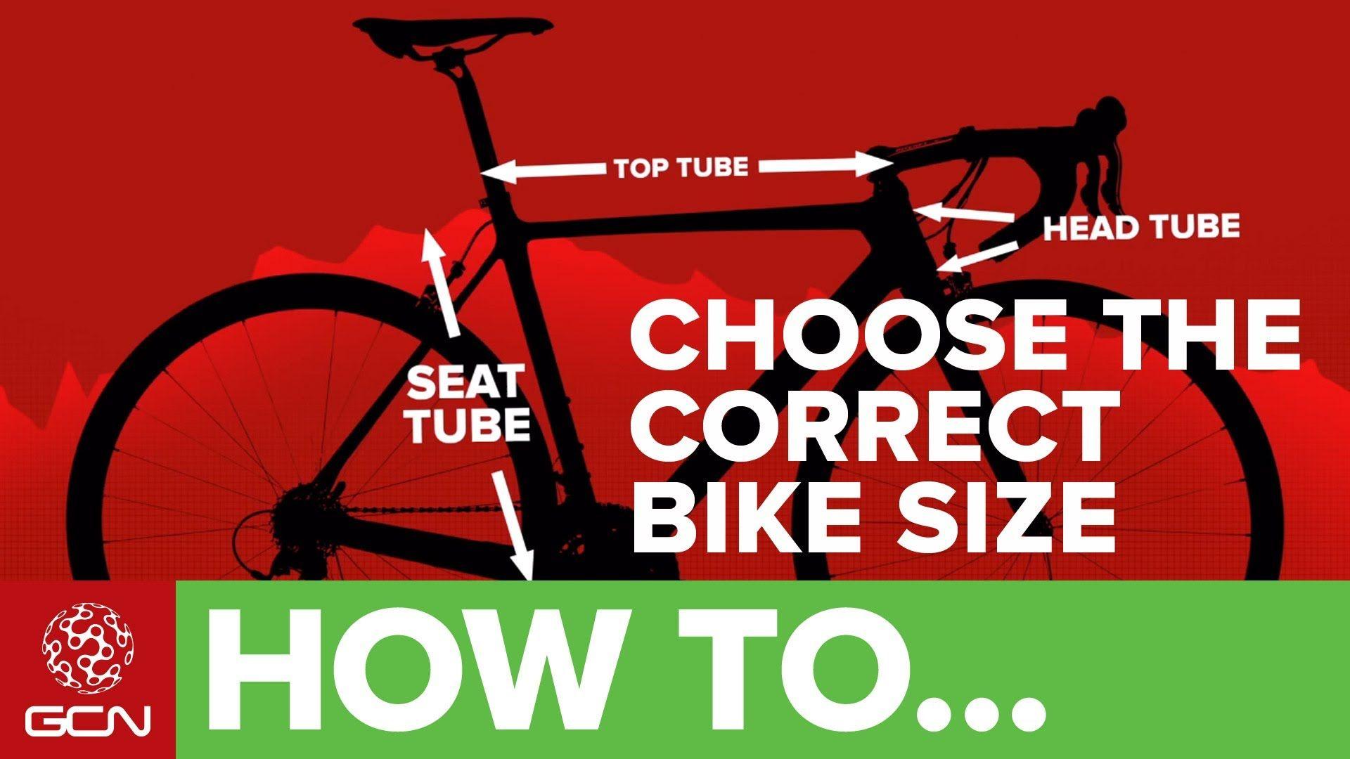 Simple Bike Sizing Guide That I Like Bmx Bikes Bike Bmx