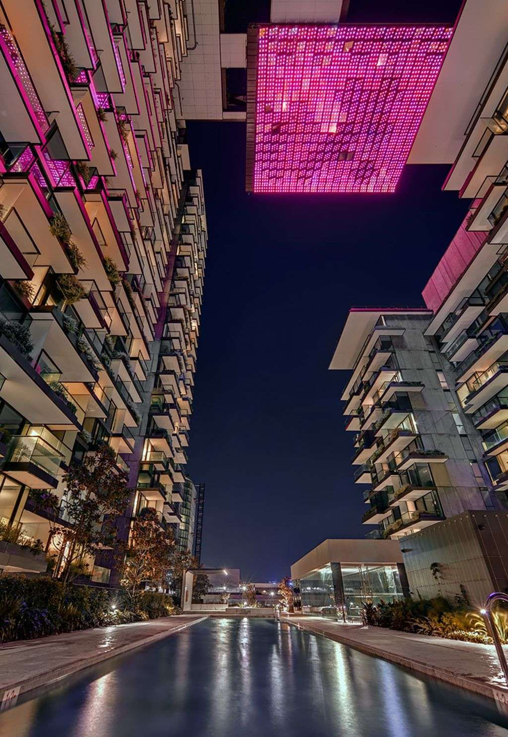 Jean Nouvel And The One Central Park Green Homes In Sydney Jean Nouvel Central Park Green Park