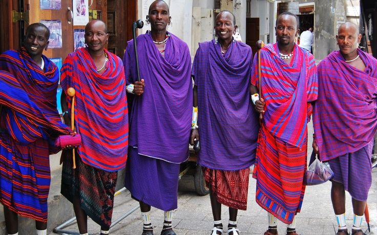 Cultural Fabric: The Maasai's Shuka | African fabric, Maasai ...