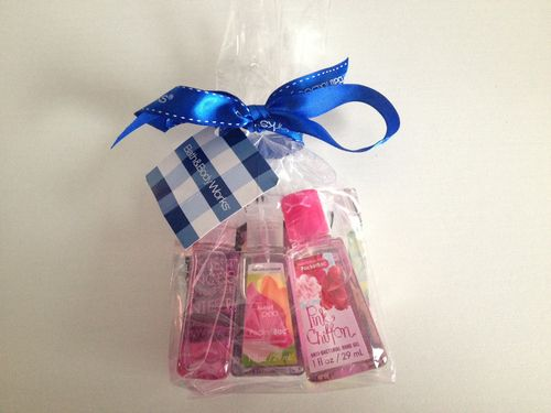 Bath And Body Works Mini Hand Lotion And Hand Sanitizers Bath
