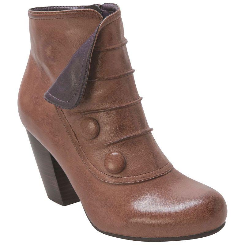 75e6ae8cd7bb Miz Mooz Women s Denise Ankle Boot