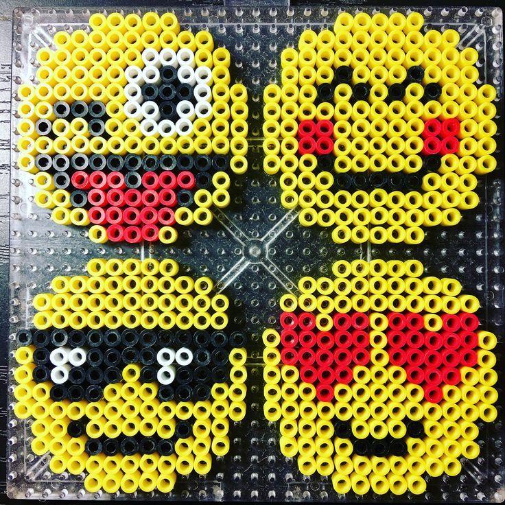 Hama beads emoji #beads #emoji - hama perlen emoji - emoji perles hama - hama beads emoji - hama beads patterns, hama beads plantillas, hama beads christmas, hama beads small, hama beads disney, hama beads kawaii, hama beads design, hama beads llaveros, hama beads harry potter, hama beads navidad, hama beads ideas, hama beads pokemon, hama beads minecraft, hama beads animals, hama beads cute, hama beads coasters, hama beads fortnite, hama bead
