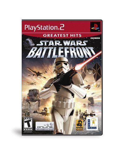 Star Wars Battlefront - PlayStation 2 LucasArts http://www.amazon ...
