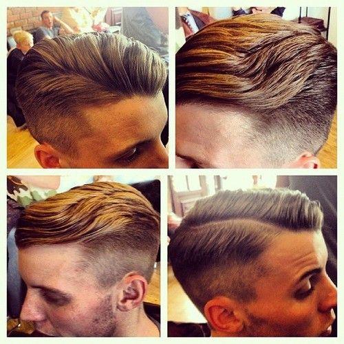 Manner Frisuren Mnner Frisuren Pinterest Undercut Hair Cuts