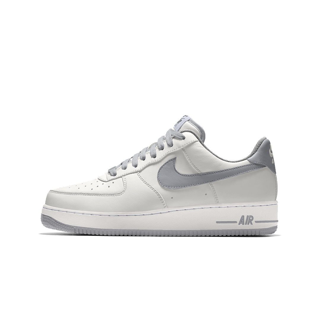 nike air force 1 low grigie