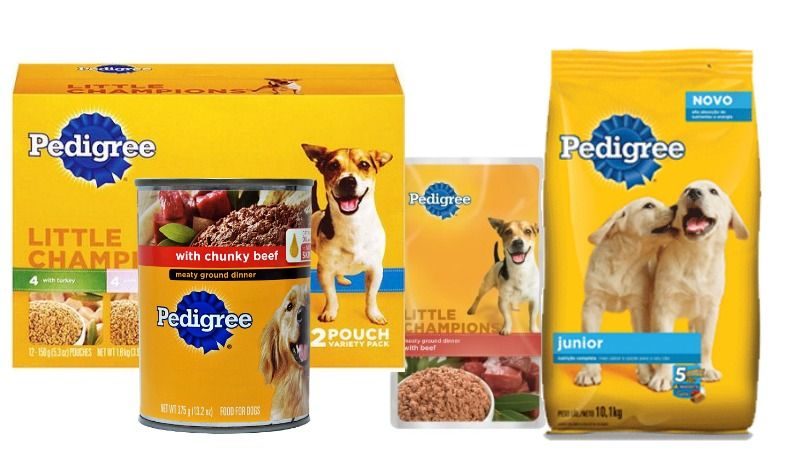 2 In New Pedigree Dog Food Coupons 0 36 Per Can At Stop Shop