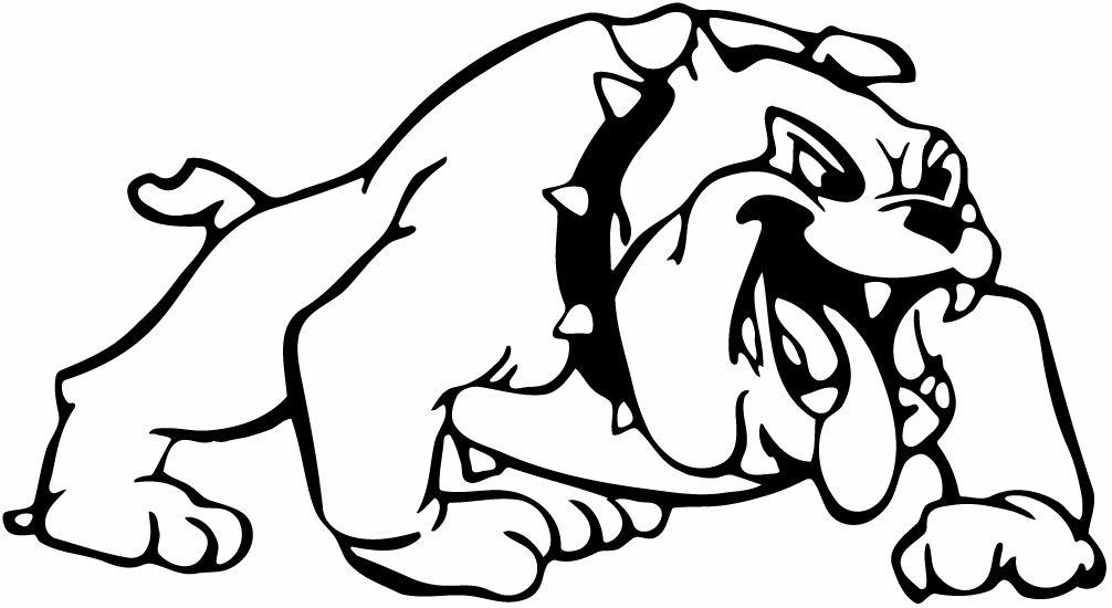 bulldog mascot basketball vinyl pinterest bulldog clipart rh pinterest ca georgia bulldog clip art free georgia bulldog clipart free