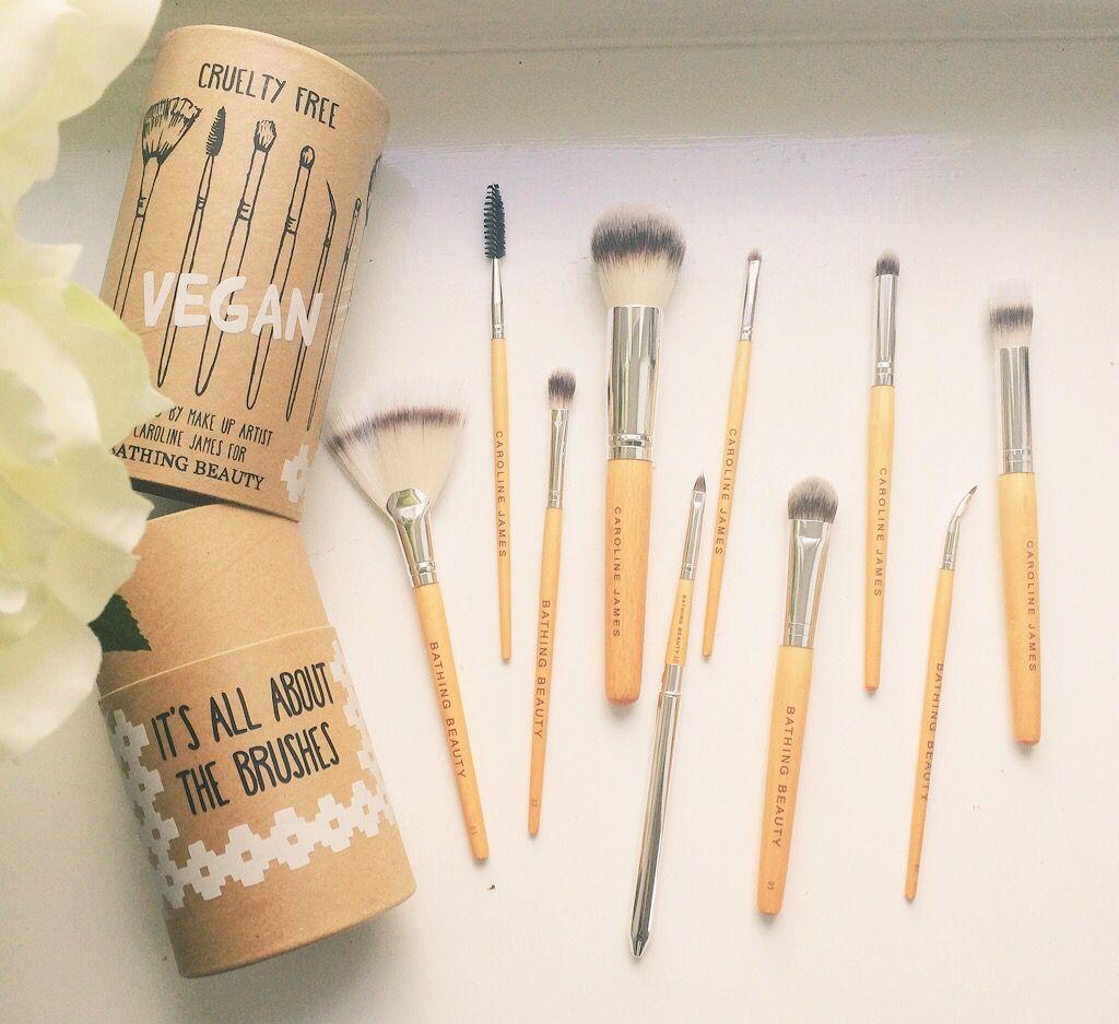 Vegan make up brushes Makeup, Makeup brushes, How to make