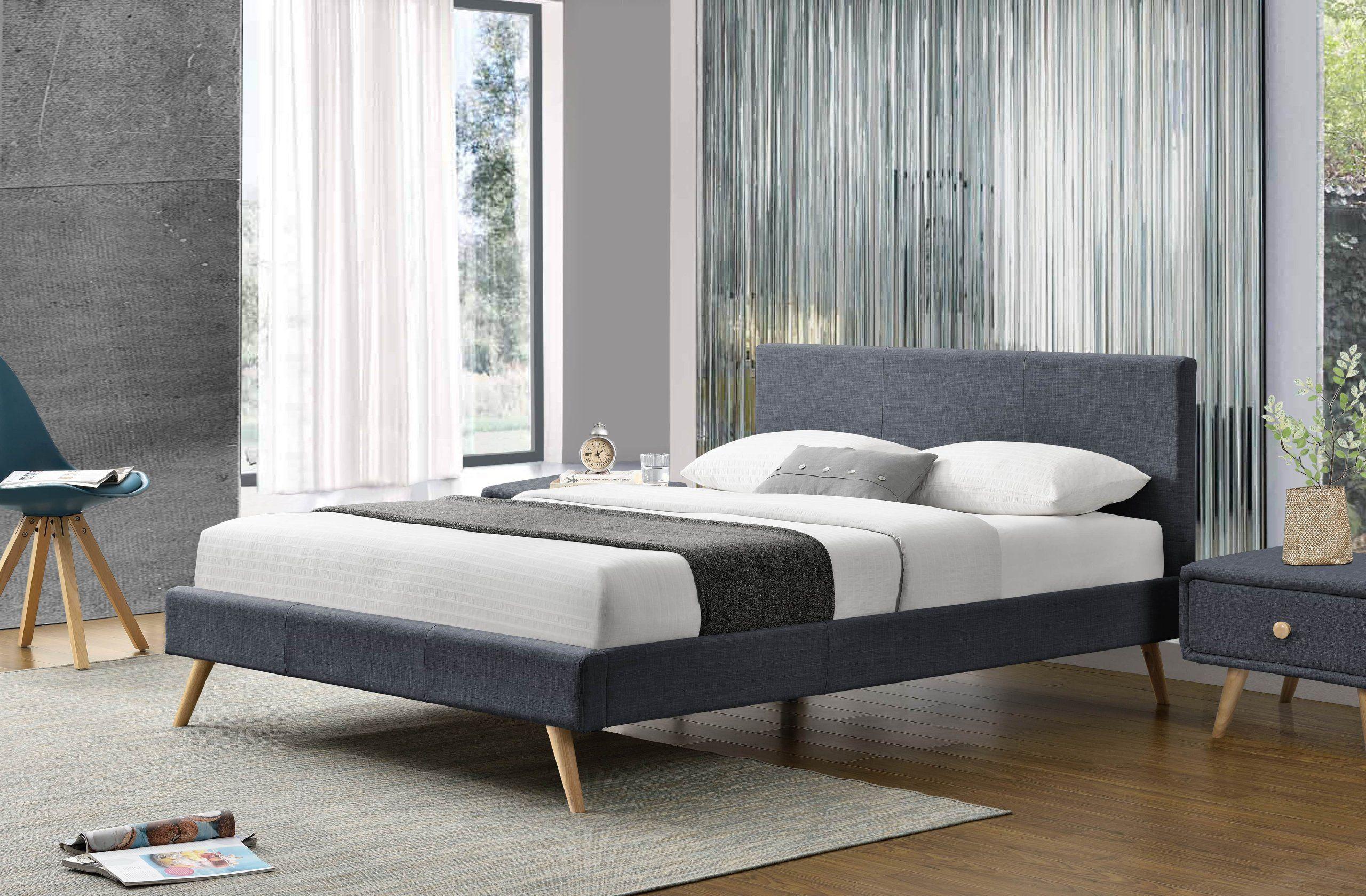 łóżko Tapicerowane 1199 180x200 Z Materacem W 2019