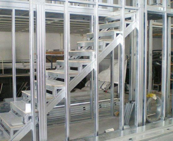 Lsf Construction Details Lsf Architecture Casas De