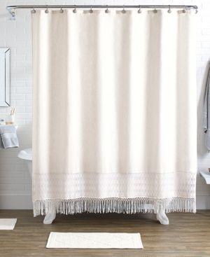 Idea Nuova Pure Bath 15 Pc Shower Curtain Hooks Rugs Set