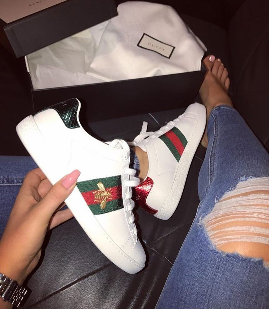 Gucci shoes women, Gucci sneakers, Sneakers