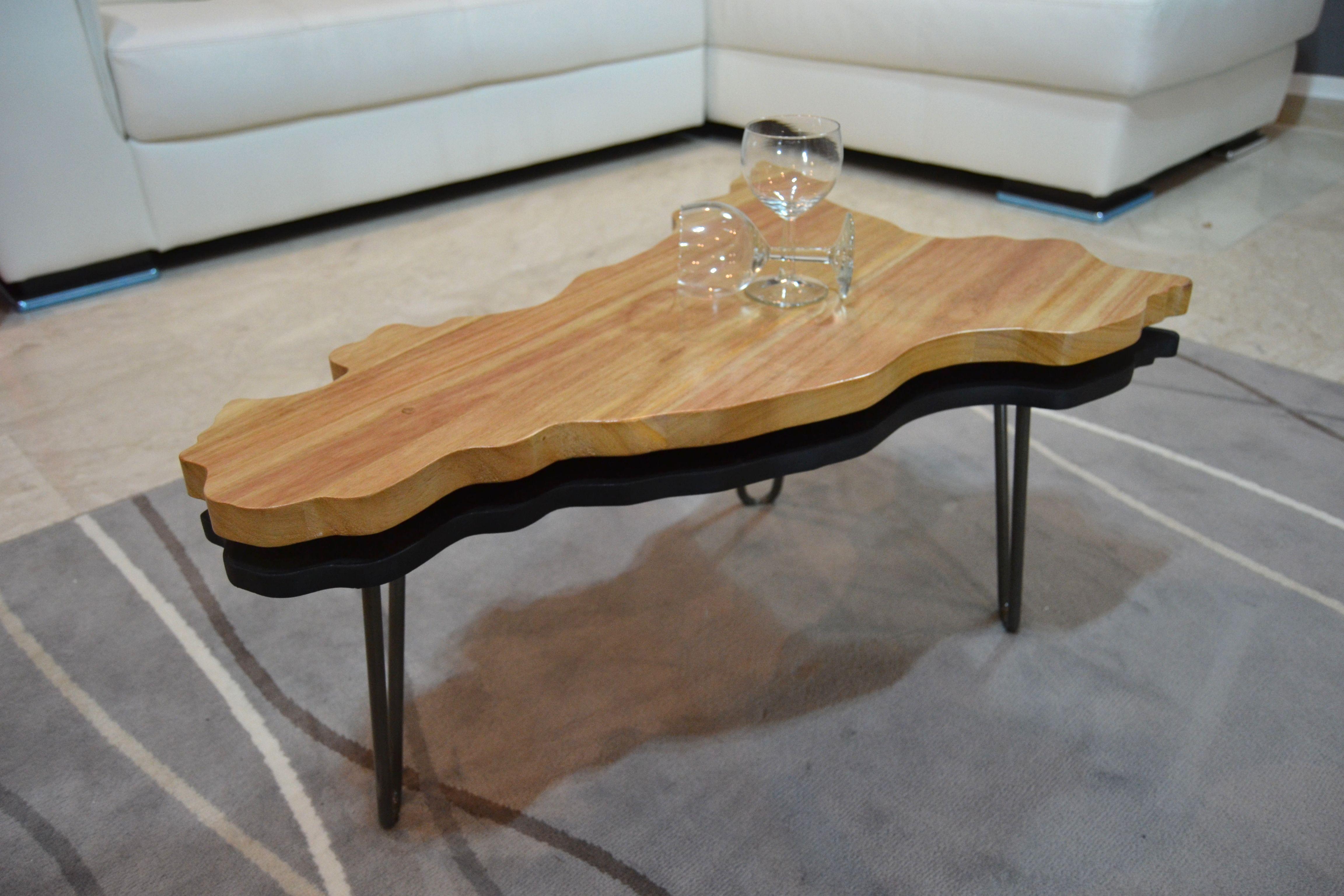 Tavolini Da Salotto Legno Massello.Tavolino Da Salotto In Legno Massello Made In Italy Coffee