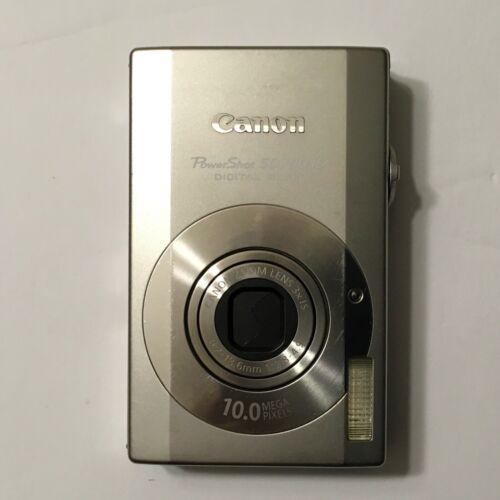 Canon Powershot Digital Elph Sd790 Is Digital Ixus 90 Is 10 0mp Digital Camera 13803090703 Ebay Digital Camera Powershot Camera