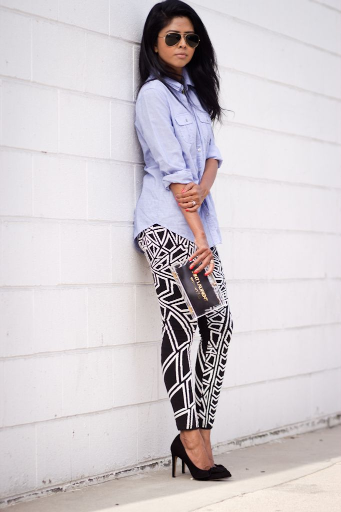 حبوب ذرة حوض الاعمال الخيرية Black And White Printed Pants Outfits Cabuildingbridges Org