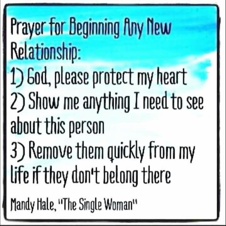 Catholic prayer for relationship