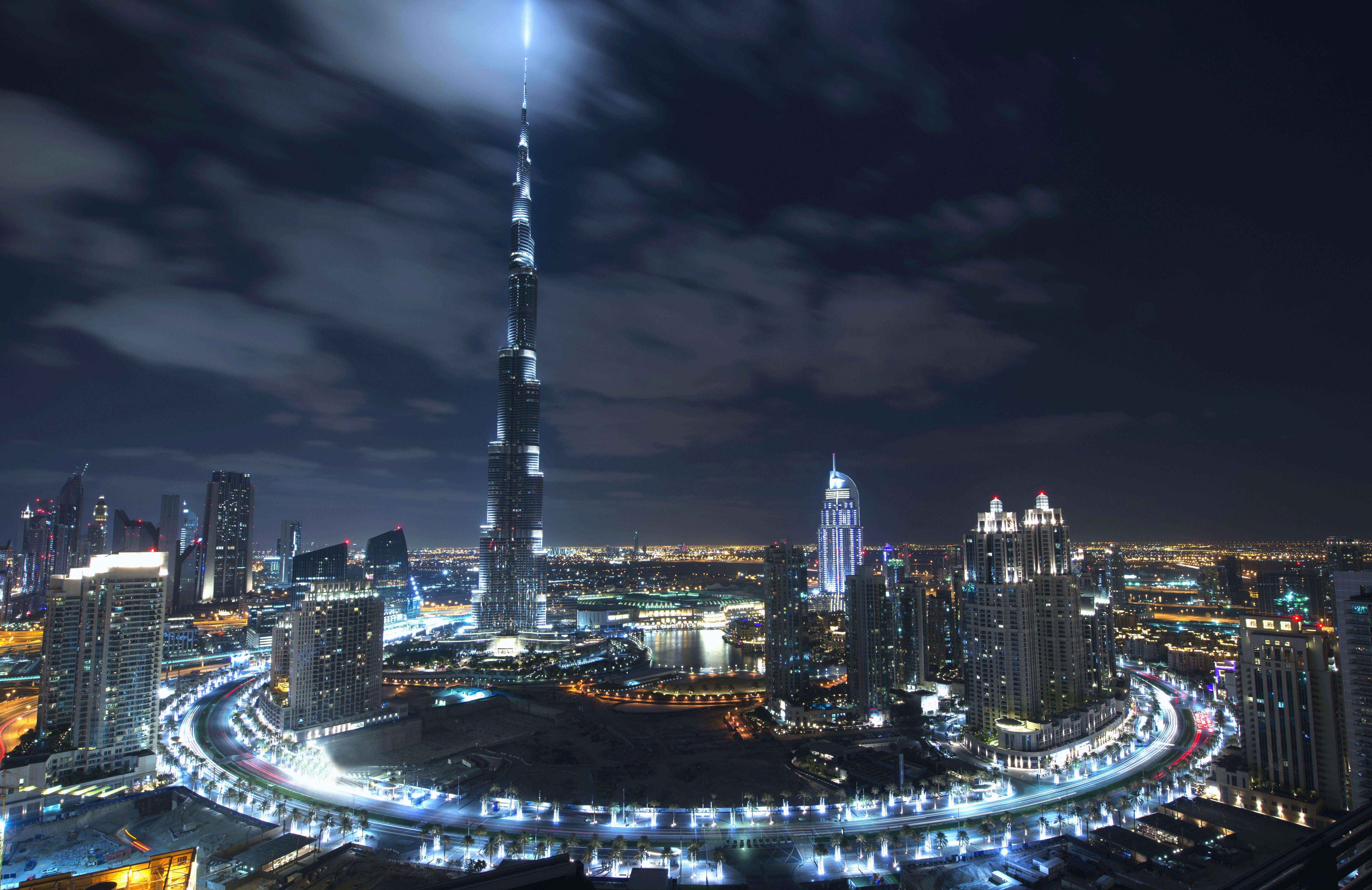 Fresh Burj Khalifa Wallpaper Dengan Gambar Metropolis Burj