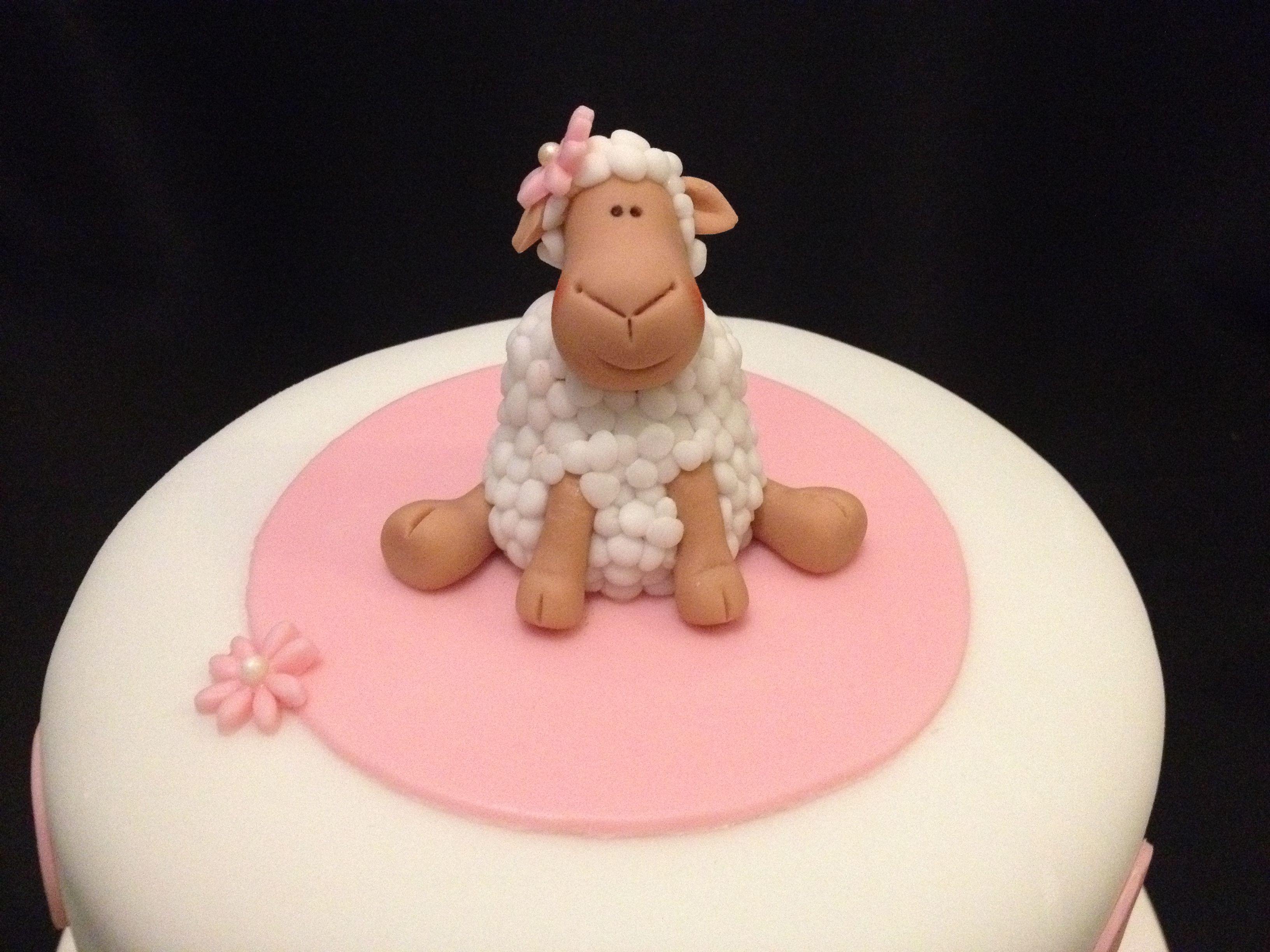 fondant schaf torte sheep cake torten und kuchen. Black Bedroom Furniture Sets. Home Design Ideas