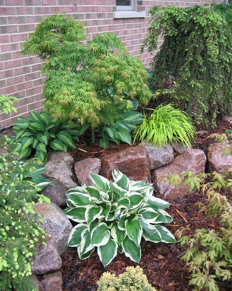 54 Elegant Zen Garden Decorating Ideas For Your Backyard ... on Zen Front Yard Ideas id=83332