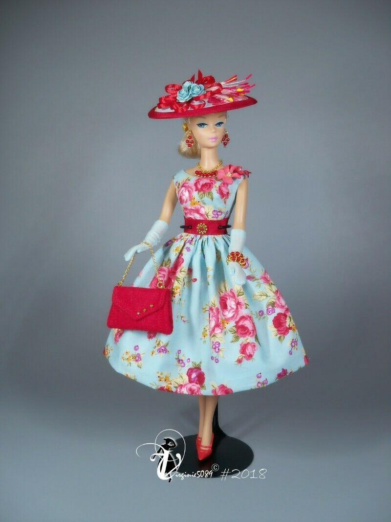 Doll Outfit Tenue Complete Barbie Silkstone Vintage Integrity Toys Fr 2018 Ebay Barbie Doll Clothes Vintage Barbie