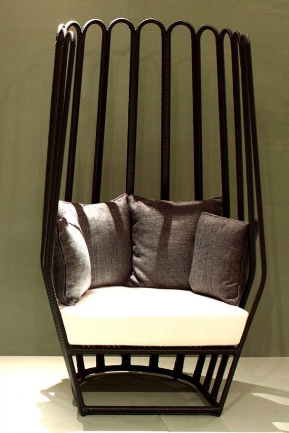 Etonnant MALYA HIGH BACK Chair Artistic Indonesia Rattan Armchair Design By Alvin T