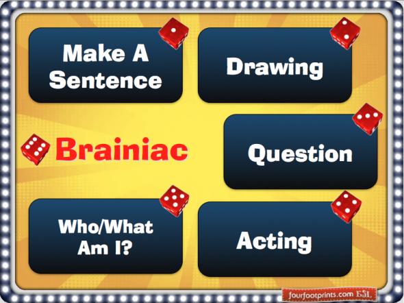 Brainiac Categories